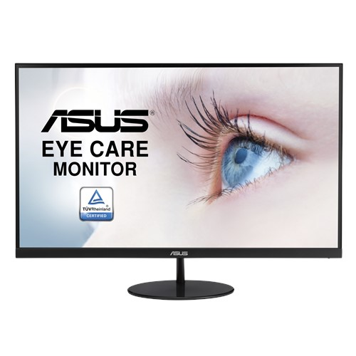 ASUS VL279HE 27in Eye Care Monitor - MNAS-VL279HE - Front